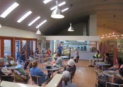 Yongergnow Malleefowl Centre visit- Photo by Basil Schur